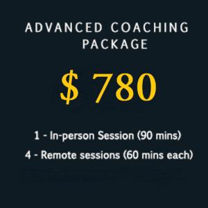 Advanced $780