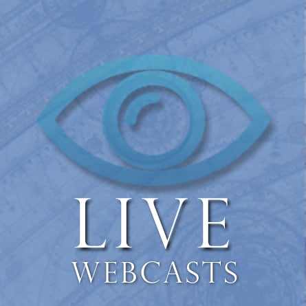 LIVE Webcasts